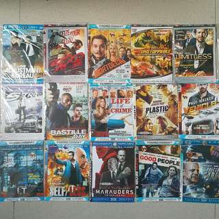 Action Movie pack D (take all 30rb)