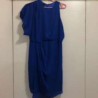 Tyler Blue dress size Large