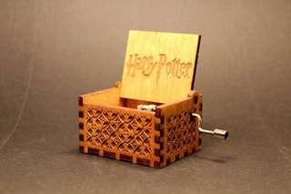 1442 Harry Potter musical box