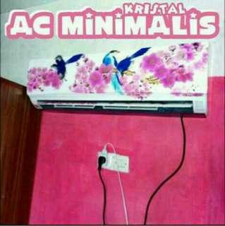 Ac Minimalis kristal penyejuk ruangan