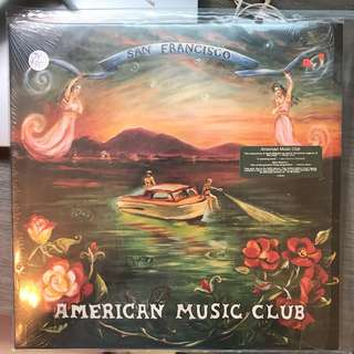 Records Vinyl American Music Club Excellent Condition like new LP
