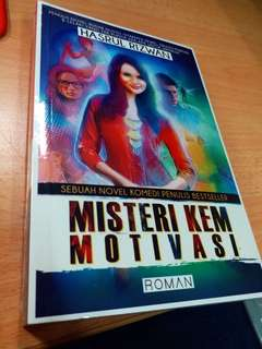 Misteri Kem Motivasi by Hasrul Rizwan