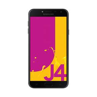 Kredit Samsung Galaxy J4 2018 Black Ram 2/32GB