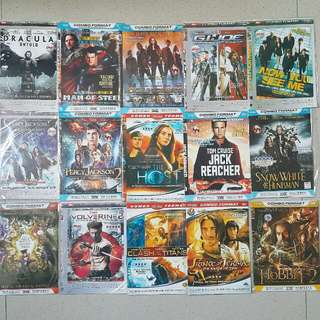 Box Office Movie pack I (take all 30rb)