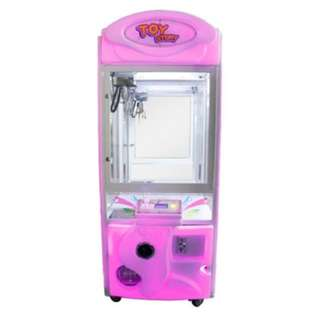 Claw Machine for Rent!