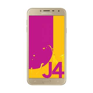 Kredit Samsung Galaxy J4 2018 Gold Ram 2/32GB