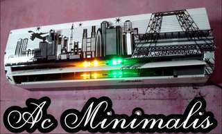 Ac Minimalis kristal gel 10-25watt
