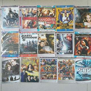 Box Office Movie pack II (take all 30rb)