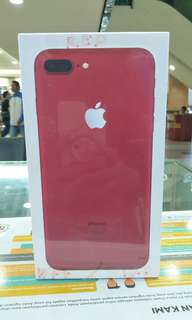 Iphone 7 plus 128gb red special edition kredit pakai ktp proses 3 menit