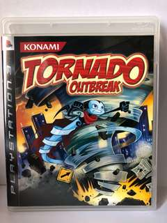Tornado Outbreak for Sony PS3