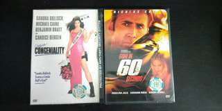 Comic and action DVD