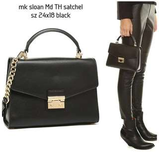 Michael Kors Sloan MD TH BLACK