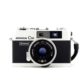 Konica C35 Film Camera