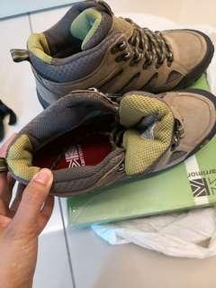 Karrimor Trekking Shoes @ RM270 (Ori Price: RM300)
