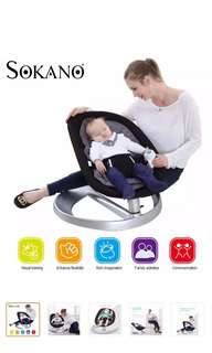 Sokano swing baby cradle