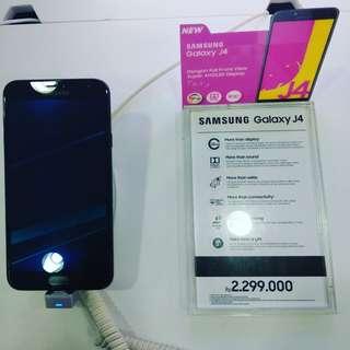 Samsung Galaxy J4 Kredit Cepat Tanpa Kartu Kredit