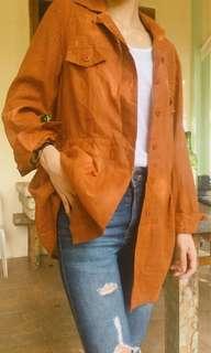 Linen Casual Blazer