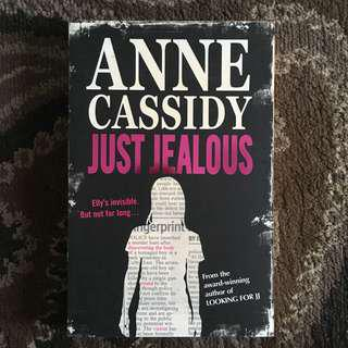Just Jealous by Anne Cassidy