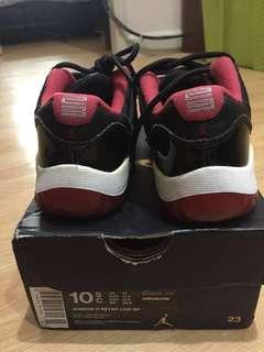 Jordan Retro Low BP 10.5C
