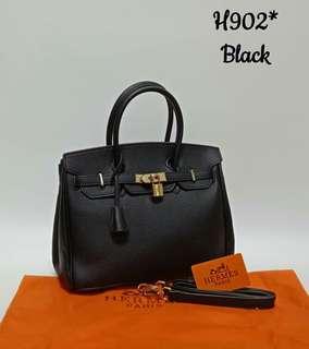 Hermes Birkin Black