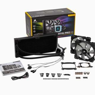 Corsair Hydro Series™ H115i PRO RGB 280mm