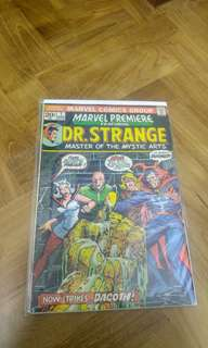 Marvel Premiere # 7 bronze age comic