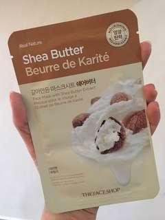 The Face Shop Shea Butter Sheet Mask