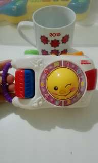 Fisher Price Toy Camera