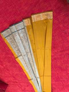 Pre-Loved Silk and Sequence Saree