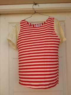 Vrouw shirt