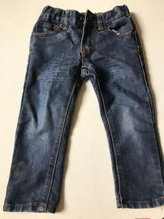 Lucky Brand Jeans size 2T