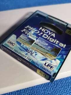 Hoya Pro1 UV filter