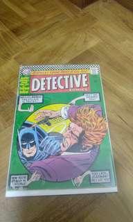 Detective Comics # 352 dc silver age comic