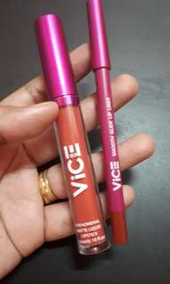 Vice Cosmetics Phenomenal Matte Liquid Lipstick