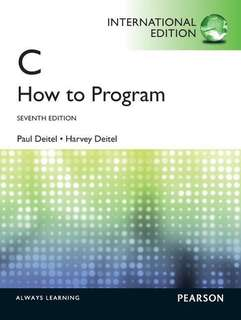 HOW TO PROGRAM [7th EDITION]