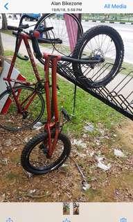 Bionic B4 20inch trial bike