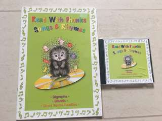Read with Phonics - Songs & Rhymes