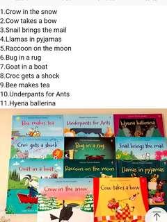 Ursborne phonic children book