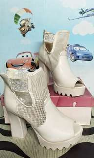 korean high heels 3inch