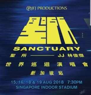 LF JJ Lin Sanctuary 18 Aug Singapore