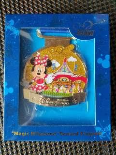 Mickey 獎牌
