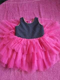 Modern princess tutu/gown 2t