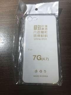 iPhone Case 透明 iPhone 6/7