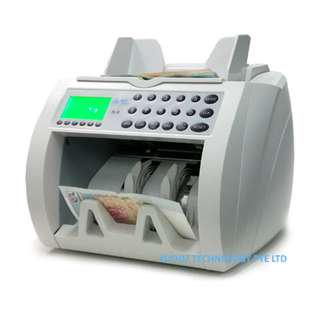 Multi-Currency / Banknote Counter (Show Value & Pieces Report)