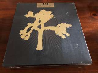 U2: The Joshua Tree Super Deluxe Vinyl Boxset