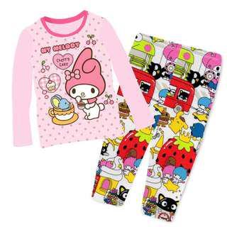 🚚 Melody pyjamas set