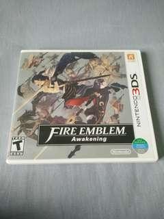 Fire Emblem Awakening (Box only)
