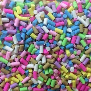 🚚 Sugar rainbow sprinkles confetti
