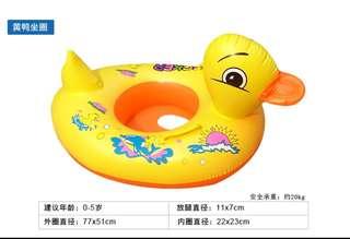 Baby Float yellow duck