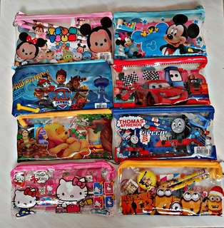 Children's Birthday Party Goodies Pencil Case - Goodie Bag